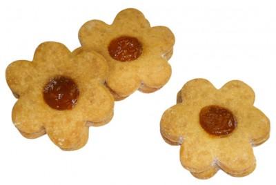 Печенье песочное сливочное с абрикосом У Палыча