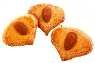 Печенье сливочное песочное с миндалем У Палыча