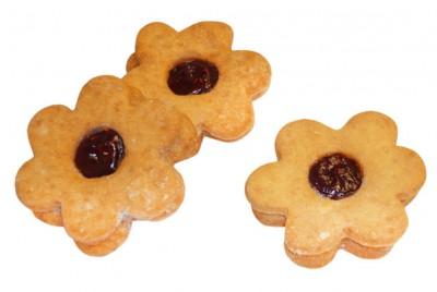 Печенье песочное сливочное с лесной ягодой У Палыча