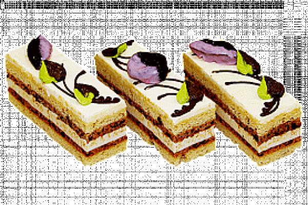 Пирожное с черносливом оригинальное У Палыча