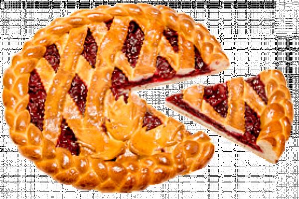 Пирог с вишней У Палыча
