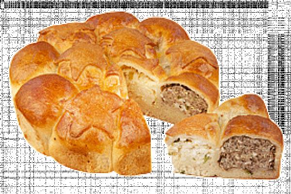 Пирог Вкусная семейка