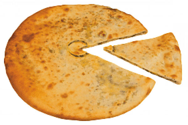 Пирог Осетинский с зеленым луком и сыром