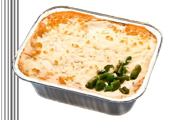 Запеканка картофельная с овощами У Палыча