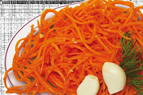 Салат Морковь по-корейски У Палыча