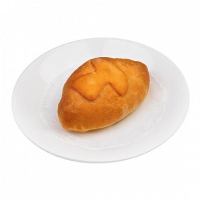 Пирожок с капустой и грибами У Палыча