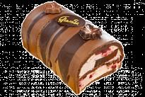 Торт-рулет с вишней У Палыча