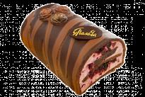 Торт-рулет с черной смородиной У Палыча