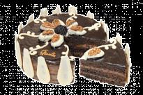 Торт Шоколадный с черносливом У Палыча