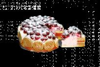 Торт Лесная ягода с вишней У Палыча
