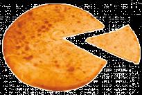 Пирог Осетинский с картофелем и сыром