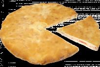 Пирог Осетинский с цыпленком и томатами