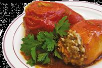 Перец, фаршированный мясом У Палыча