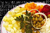 Винегрет овощной оригинальный У Палыча