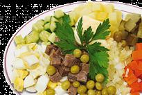 Салат Мясной с говядиной У Палыча