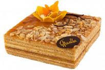 Торт Медовый с курагой У Палыча