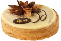 Торт Блинный со сгущенным молоком У Палыча
