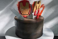 Торт Железный человек Dashadaya