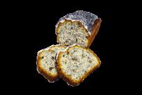 Кекс с маком и грецкими орехами У Палыча