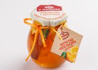 Крафтовый мармелад Апельсин с цукатами