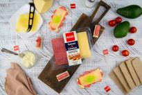 Нарезка Salami & Cheese Ремит