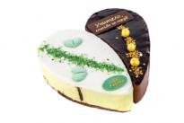 Торт Птичка с фисташками и шоколадом