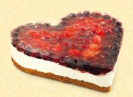 Торт Чиз-кейк с мандаринами У Палыча