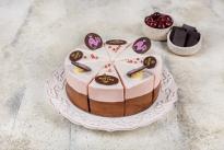 Торт Птичка вишня с шоколадом у Палыча