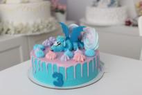 Торт с драконом SWEETMARIN